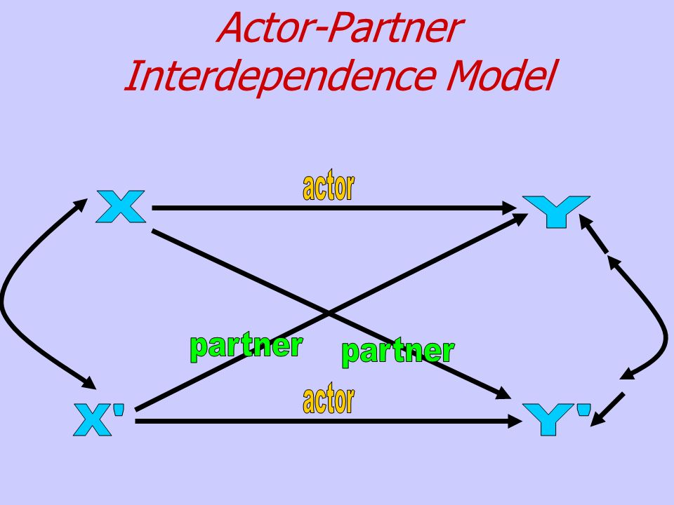 Actor-Partner Interdependence Model