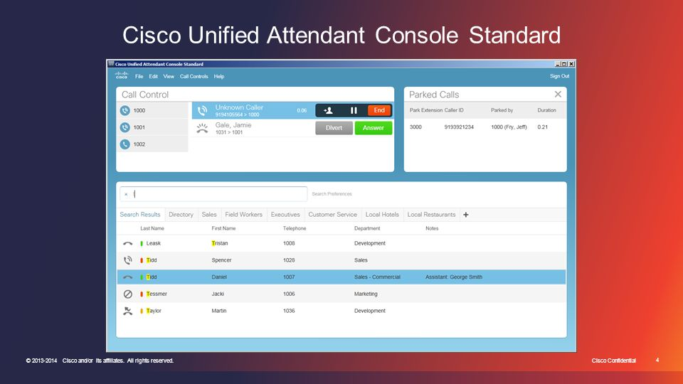 Attendant console client software downl... - Cisco Community
