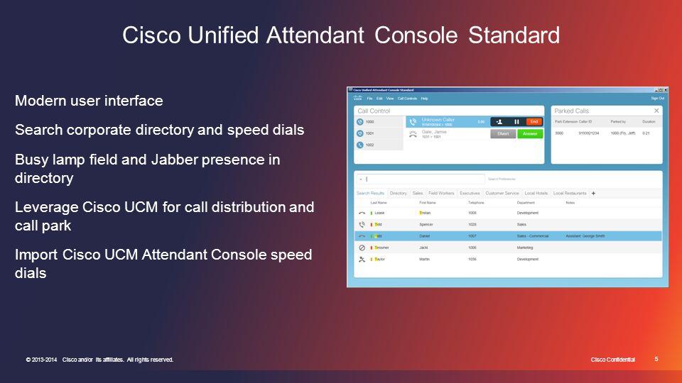 Cisco UAC Standard Demonstration Video - YouTube