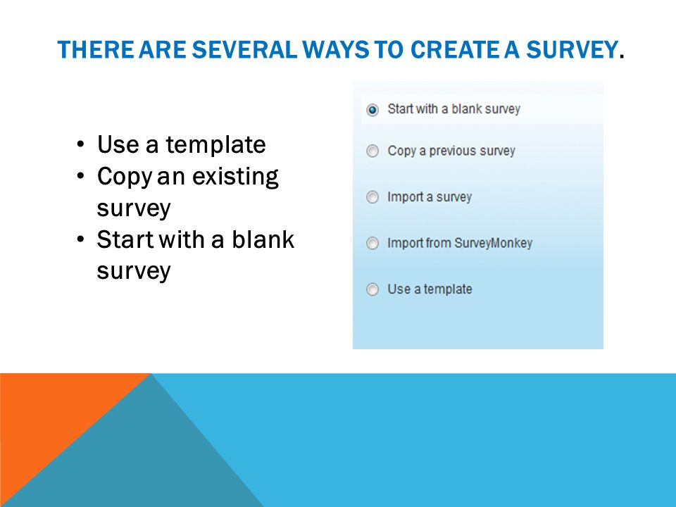 Zoomerang How To Create A Survey. - Ppt Download