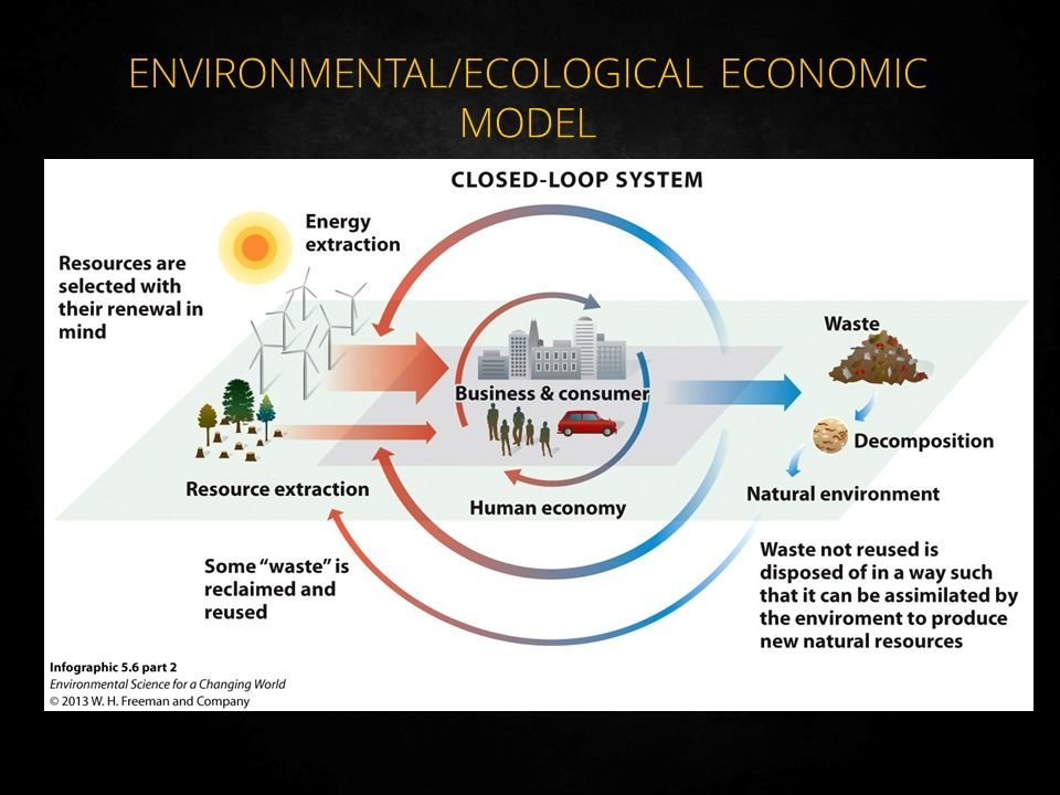 environmental economics Making decisions about how best to conserve natural resources and environmental quality is not a simple task, particularly since many environmental problems are not easy to mitigate and the solutions may be expensive and could pose other risks.