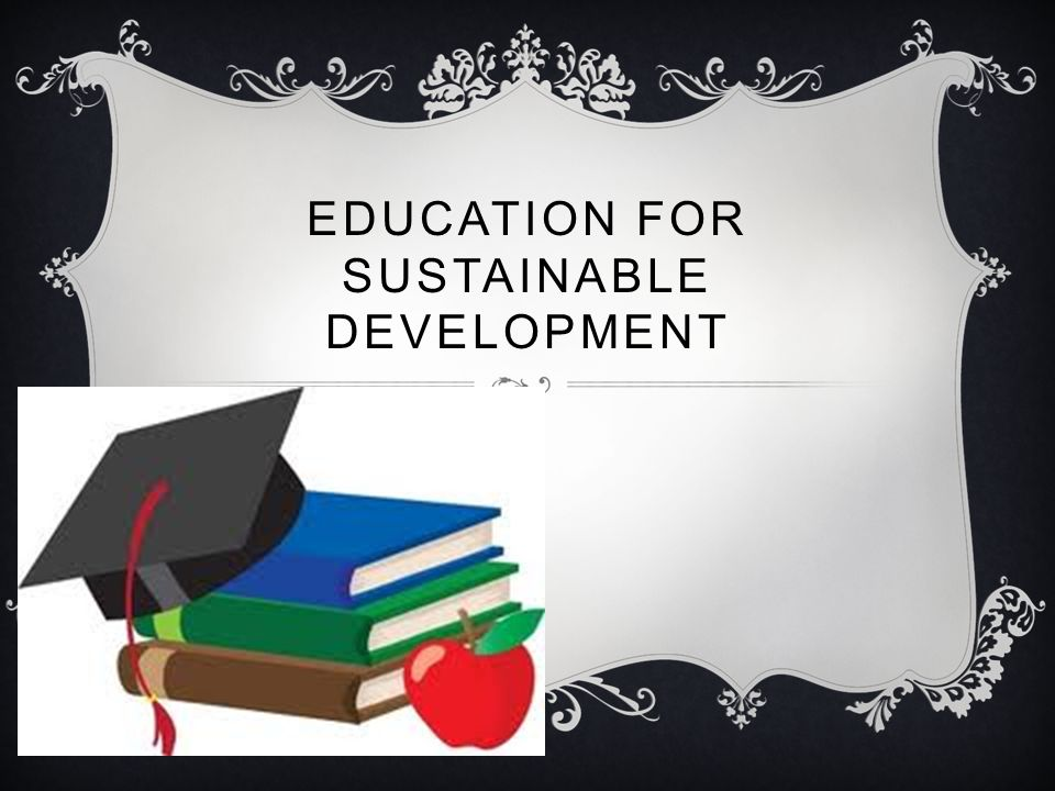 essay about education for sustainable development 1 higher education for sustainable development final report of international action research project based on research carried out by dr andy johnston, seconded to.