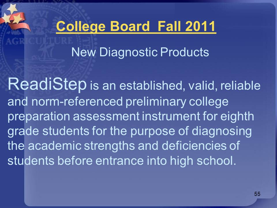 New Diagnostic Products