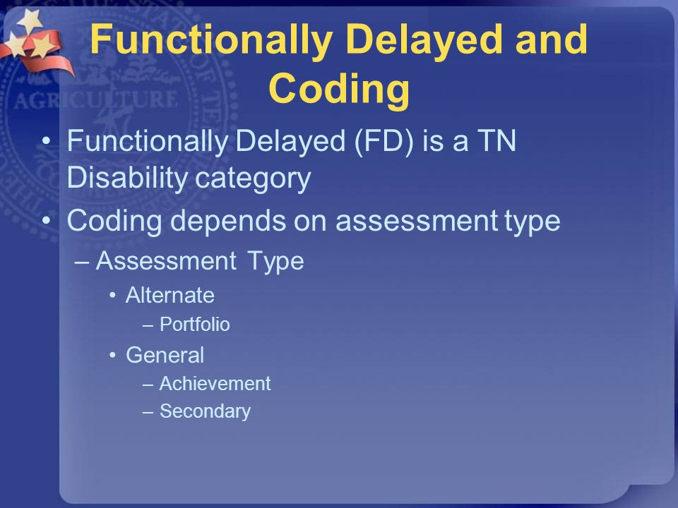 Functionally Delayed and Coding