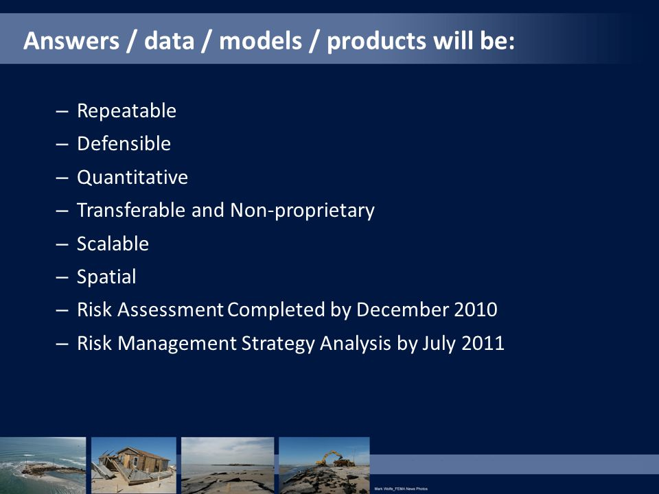 Answers / data / models / products will be: