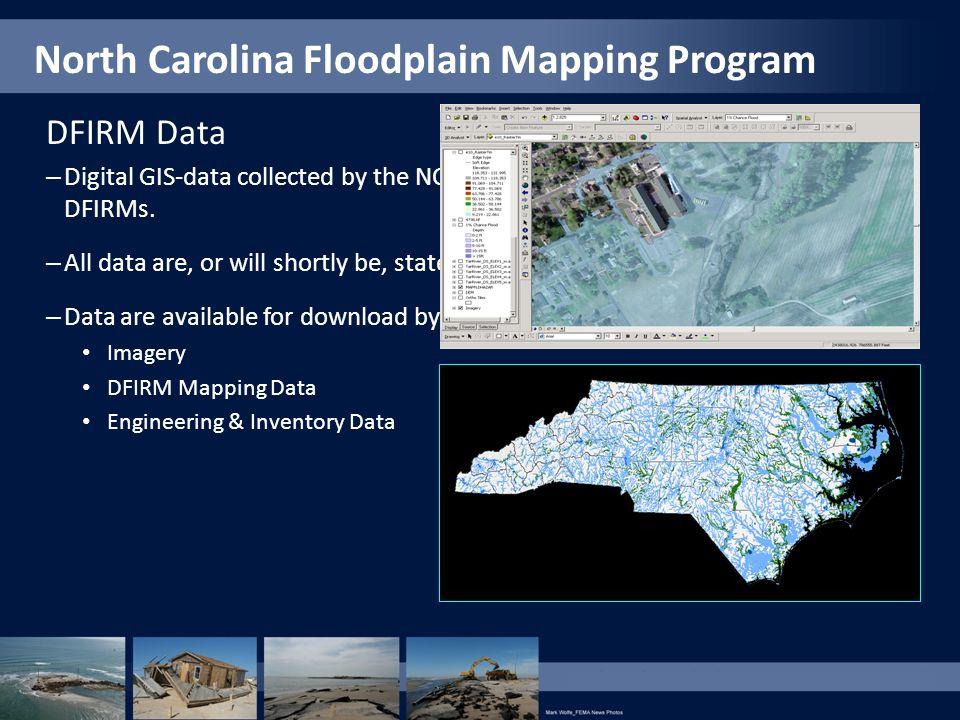 North Carolina Floodplain Mapping Program