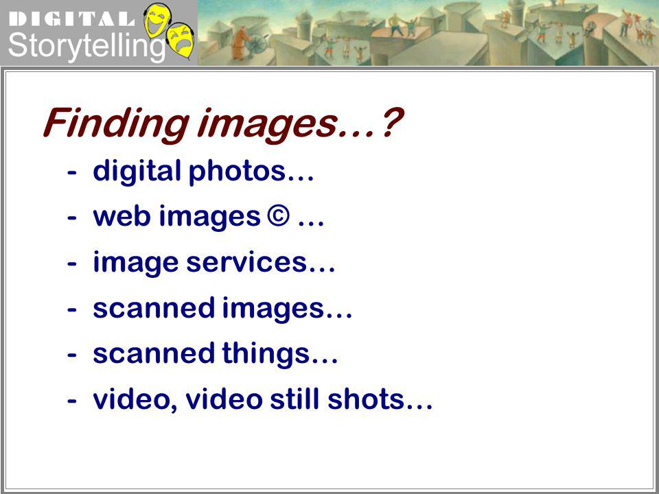 Finding images… - digital photos… web images © … image services…
