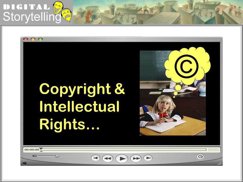 © Copyright & Intellectual Rights…