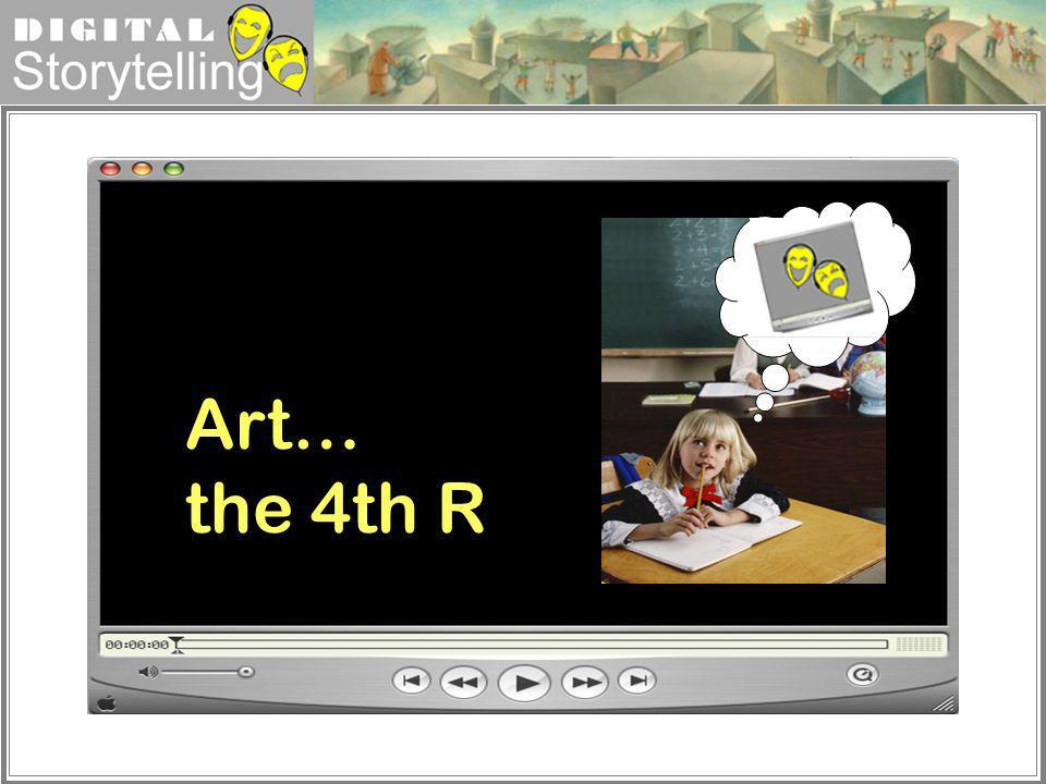 Art… the 4th R