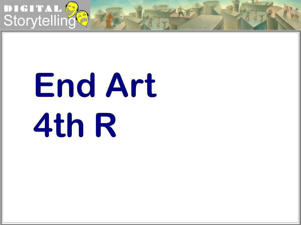 End Art 4th R