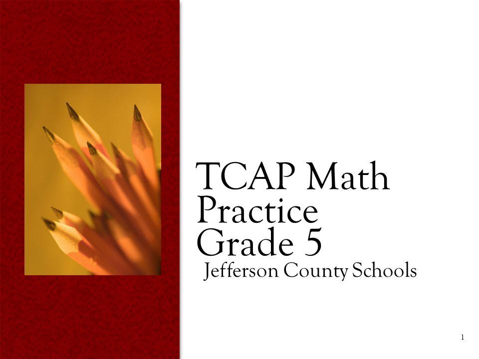 TCAP Math Practice Grade 5