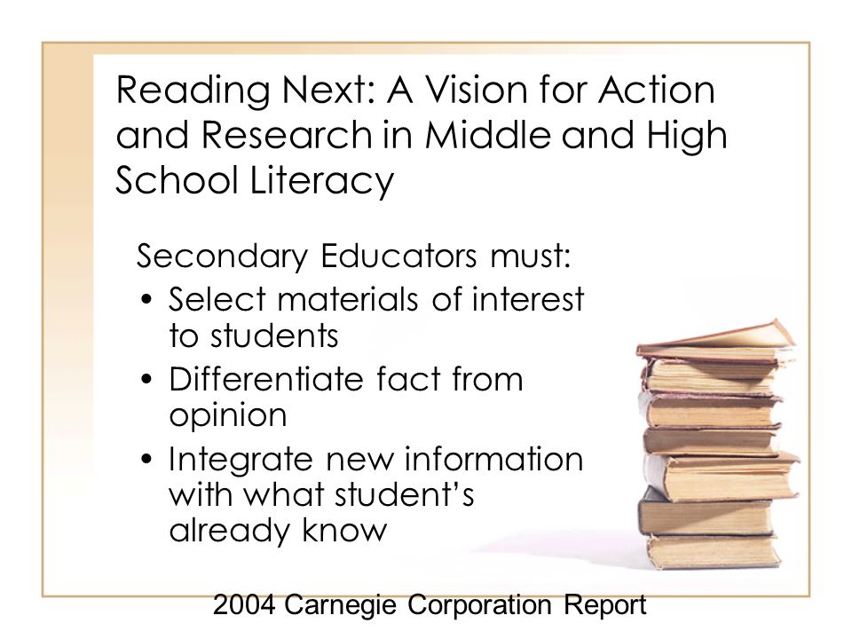 2004 Carnegie Corporation Report