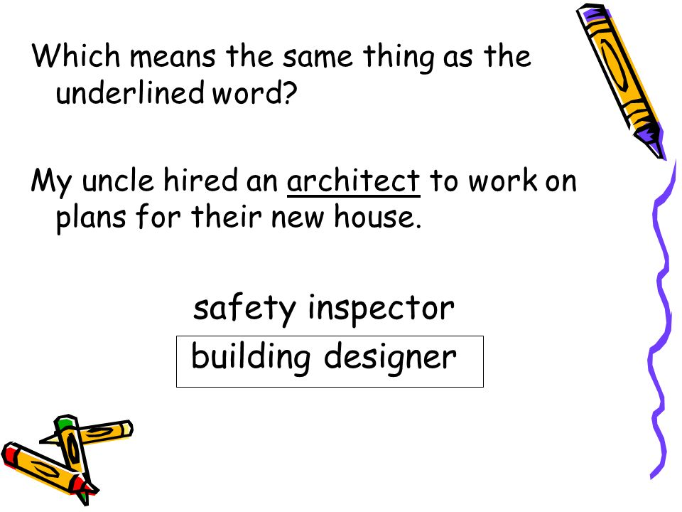 safety inspector building designer