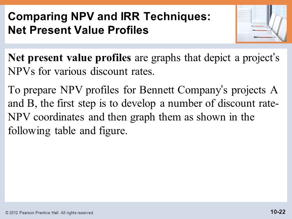 target corp npv and irr Target corporation case solution,target corporation irr target is using net present value (npv method and internal rate of return method in its capital.