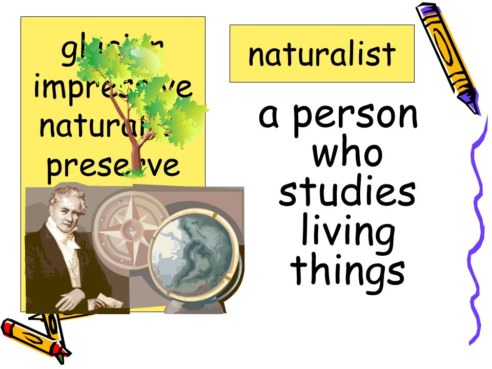 a person who studies living things