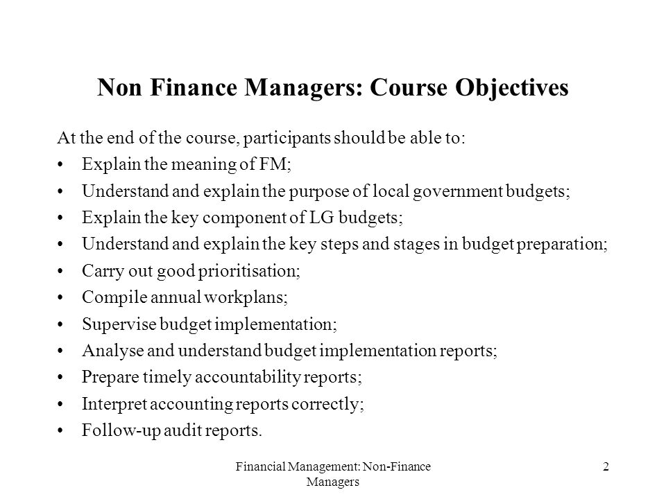financial management coursework A bankruptcy financial management course that meets pre-discharge requirements be entertained while you learn and fulfill the requirements for completing your.
