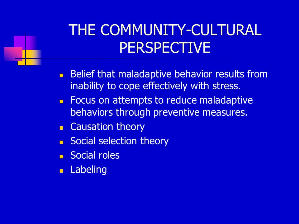 a behavioral perspective on cultural differences Perspective gisela mommsdorff introduction in previous research on parent-child relationships the focus has been on childhood and adolescence, and the question of how parents and their adult offspring relate to each other over the lifespan and in changing environments and different cultural contexts has.