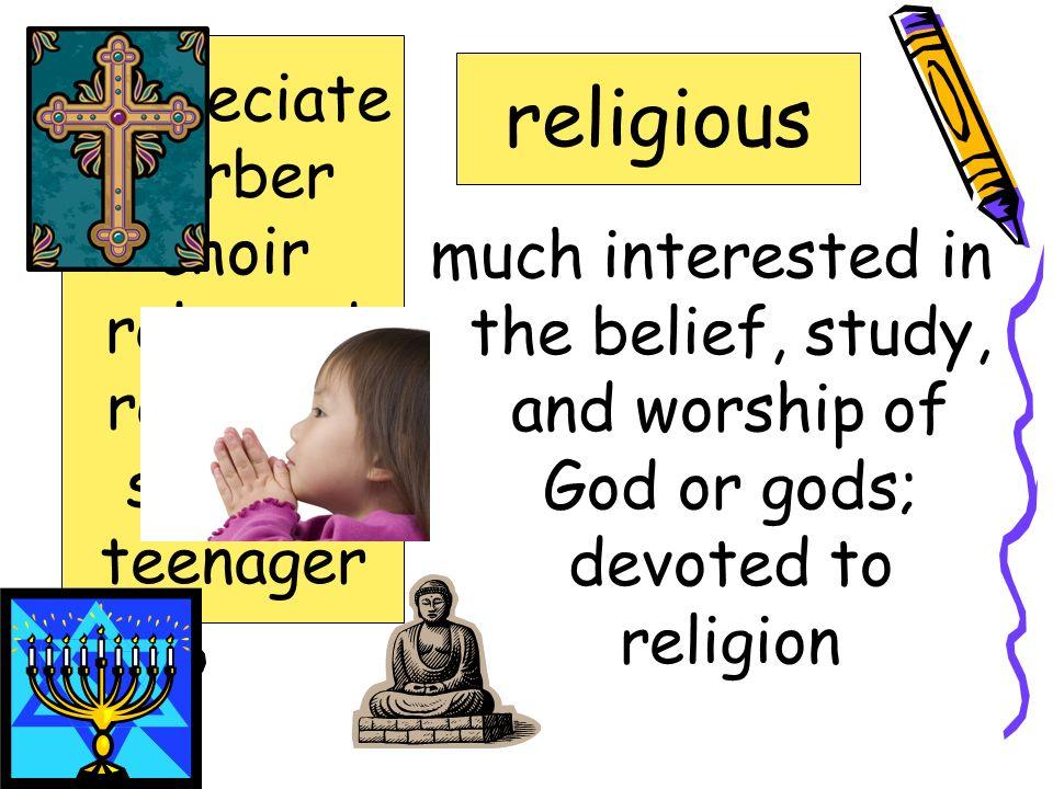 religious appreciate barber choir released religious