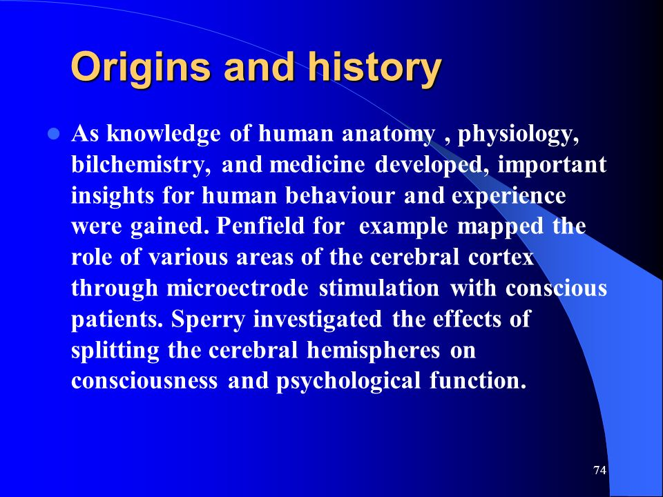 Beste Historical Development Of Anatomy And Physiology Ideen ...