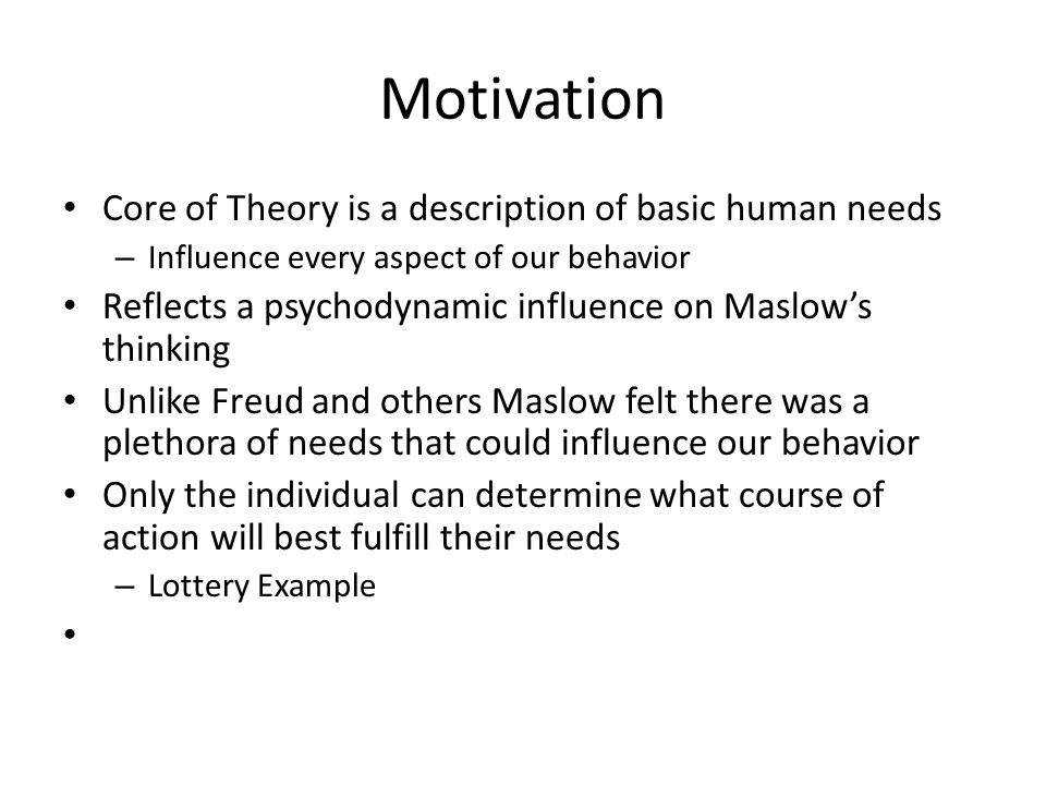 overview of different theories of motivation essay Theories of motivation essays: home » essay » theories of motivation different theories of motivation motivation theories motivation theories motivation theories motivation sales staff and communicating the reward systems motivation.