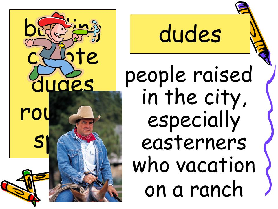 bawling dudes coyote dudes roundup spurs