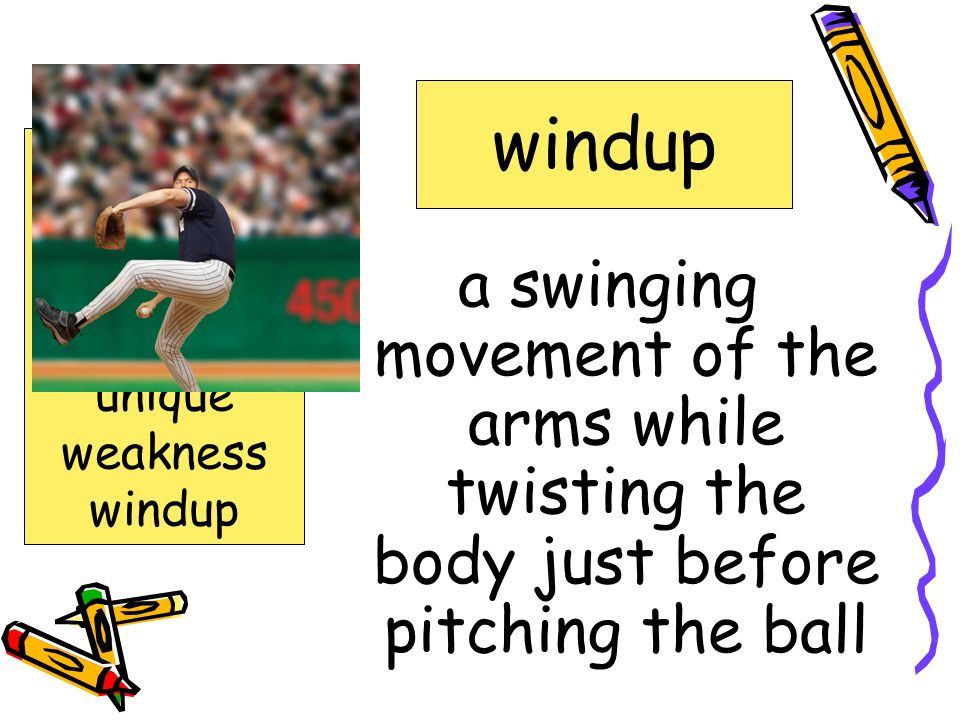 windup confidence. fastball, mocking. outfield. unique. weakness. windup.