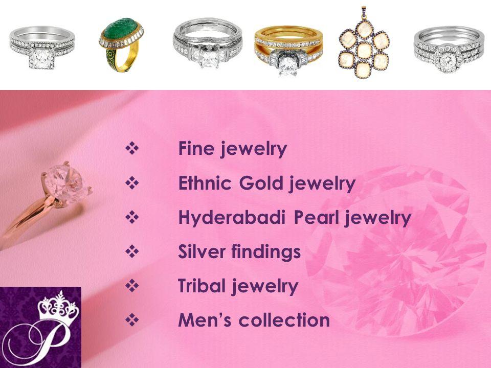 Fine jewelry Ethnic Gold jewelry. Hyderabadi Pearl jewelry.