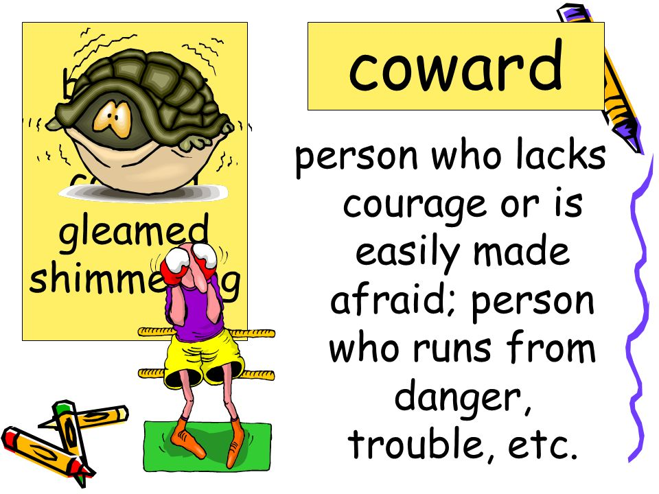 coward brilliant chorus coward gleamed