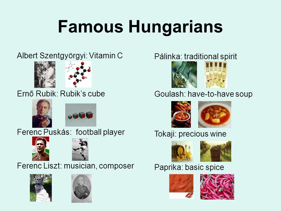 Famous Hungarians Albert Szentgyörgyi: Vitamin C