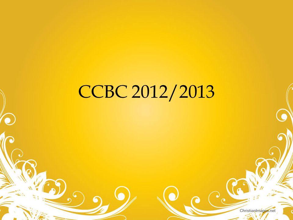 CCBC 2012/2013