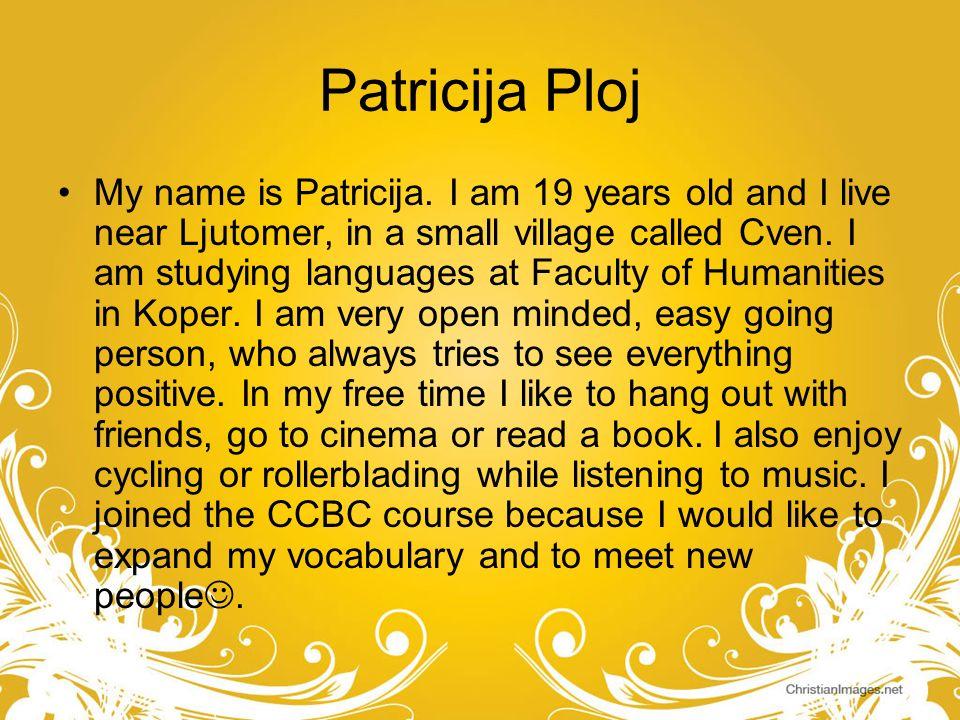 Patricija Ploj