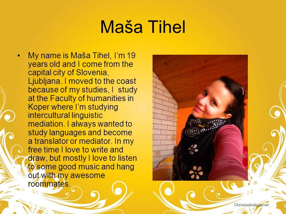 Maša Tihel