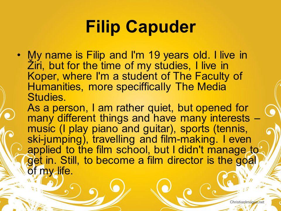 Filip Capuder