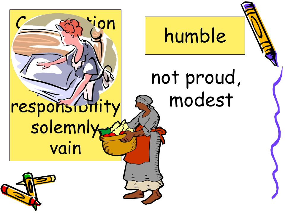 humble not proud, modest Constitution howling humble politics