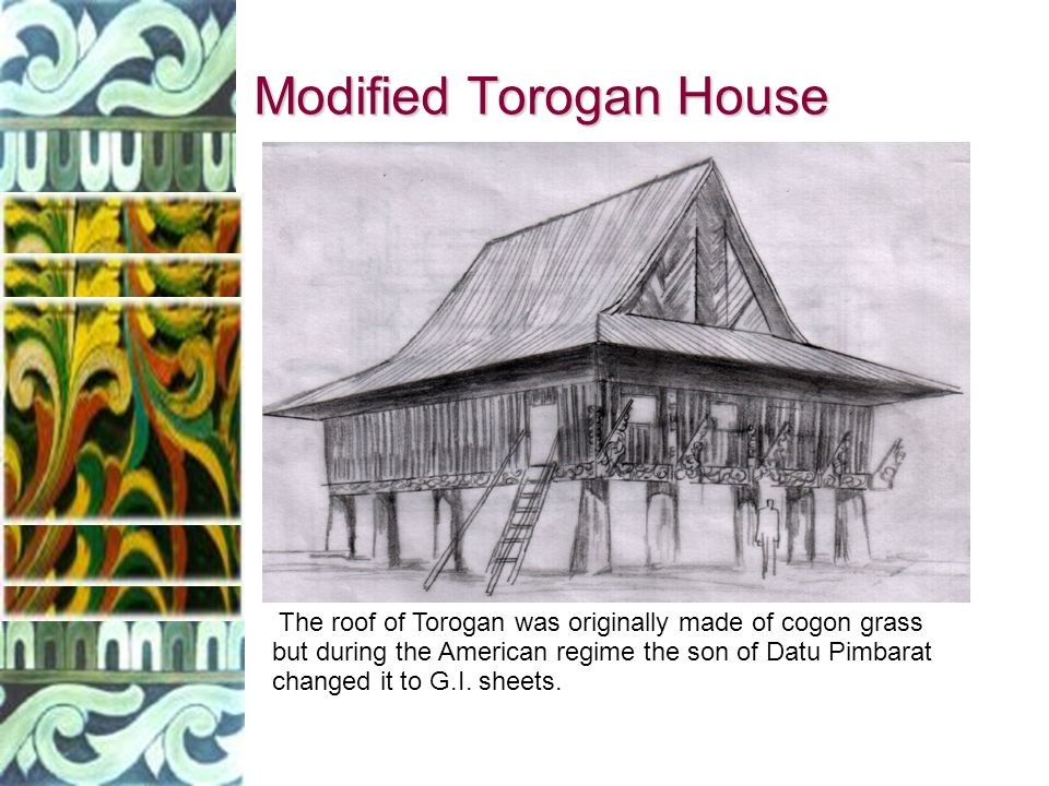 The Architecture Of Maranao Tribe Adopting The Indigenous