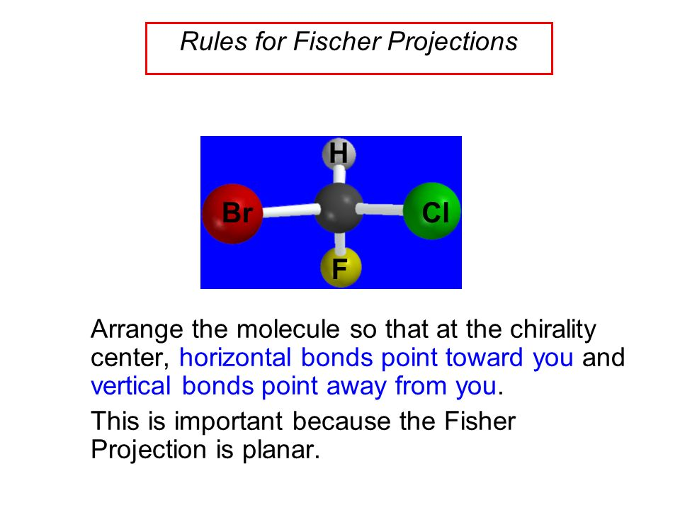 fisher projections Tutorial: carbohydrate representations 2 figure 1 monosaccharides, also known as saccharides fischer projection, points up in the haworth projection.