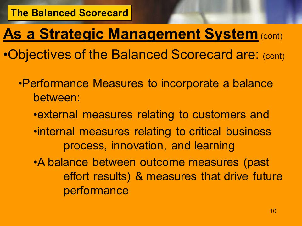 relationship between performance management system and business objectives