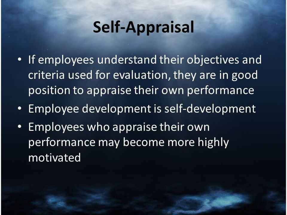 criterion development performance evaluation and appraisal Performance management and development system  policies and procedures  for performance evaluation and for replacing the performance appraisal system  with the performance management and development  key results to be  achieved and the success criteria by which individual performance.