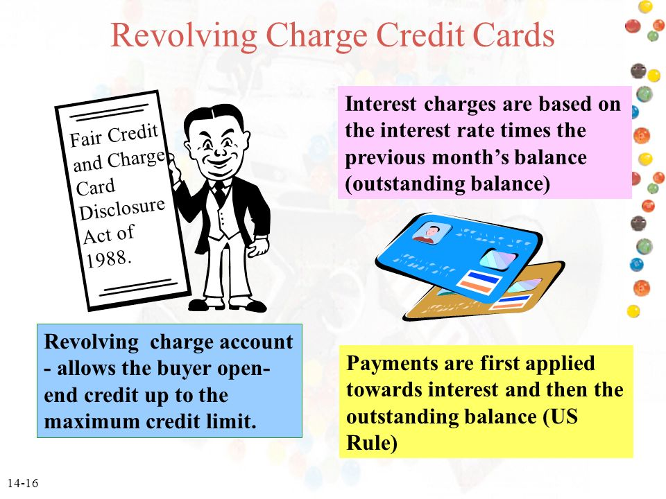 how to close a revolving credit account