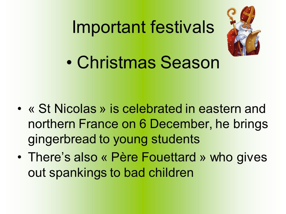 Greetings in french how do french people greet each other ppt 4 important festivals christmas season m4hsunfo Gallery