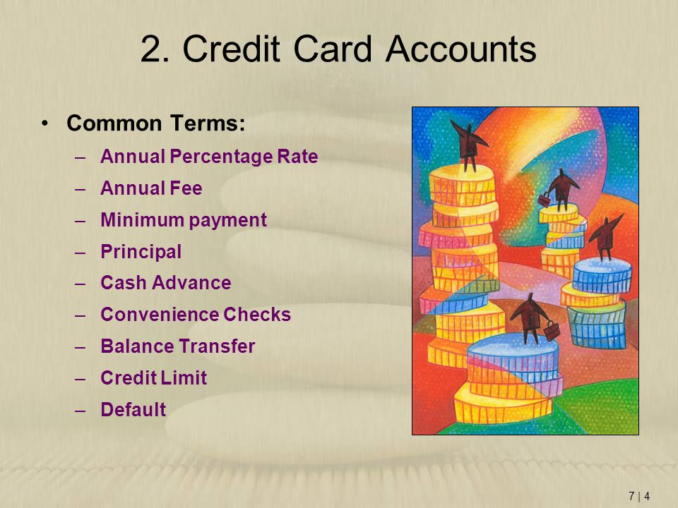 Credit Cards and Consumer Loans - ppt video online download