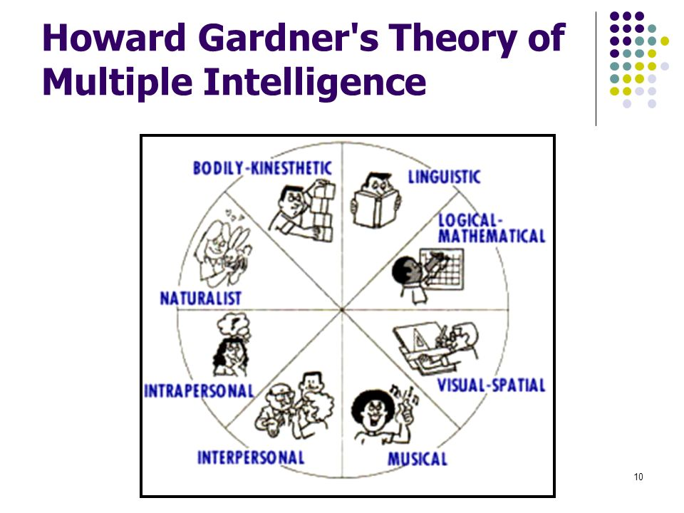 Exploring Gardner's Theory on Multiple Intelligences Essay