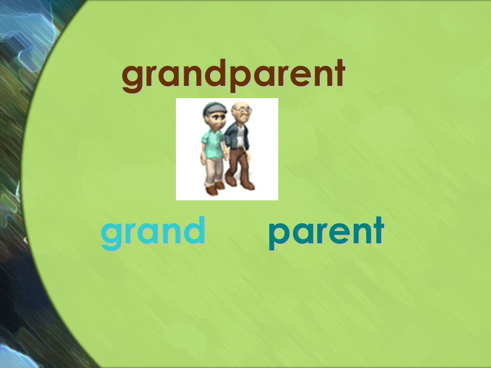 grandparent grand parent