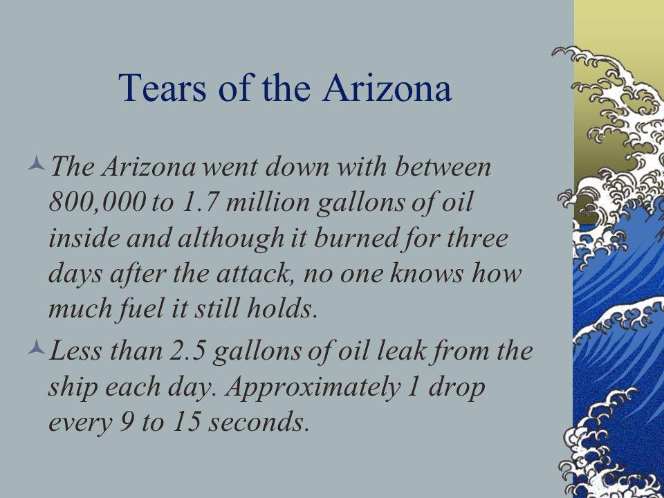 Tears of the Arizona