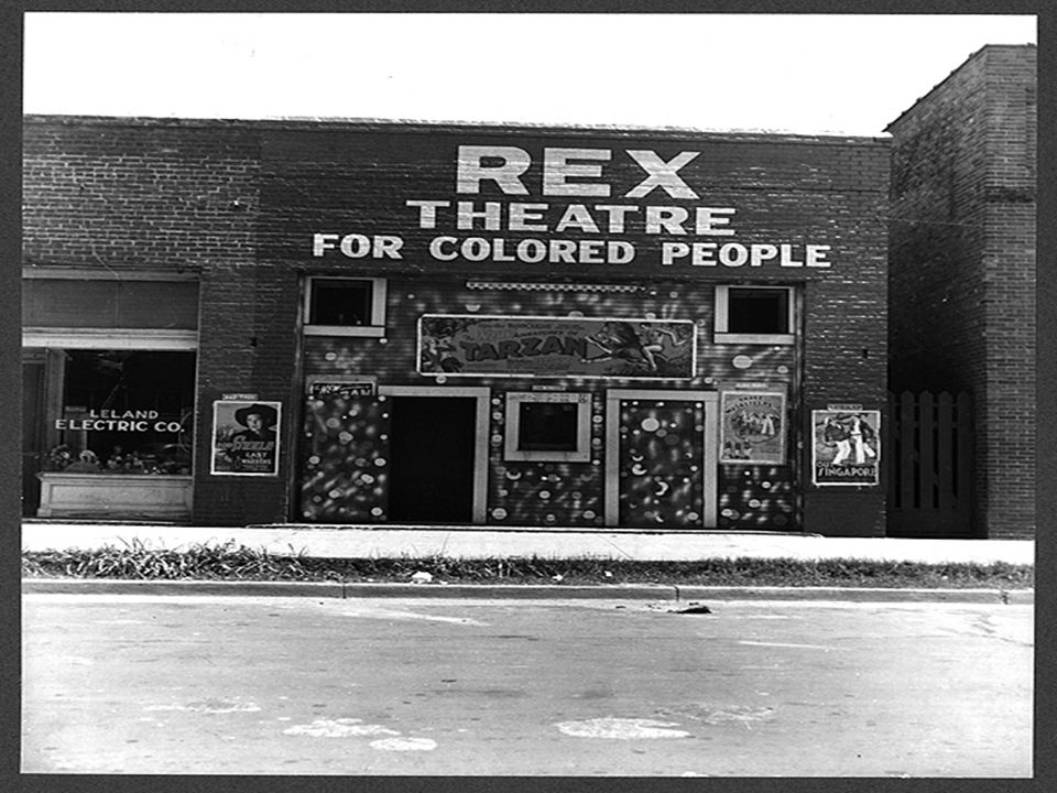 Leland, Mississippi, in the Delta area, June 1937.