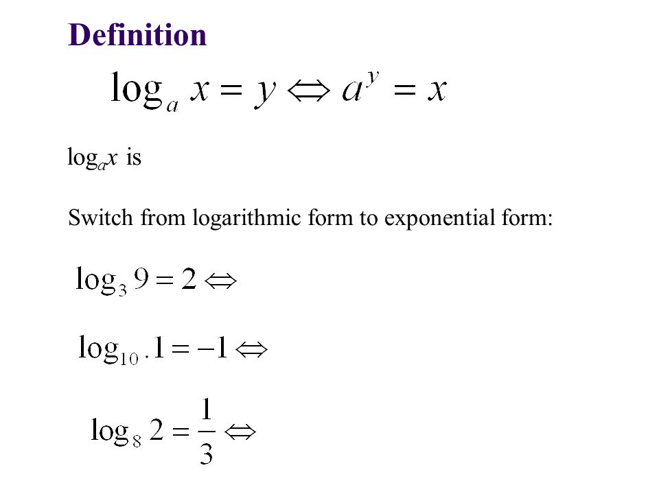 20. Exponential Functions - ppt download