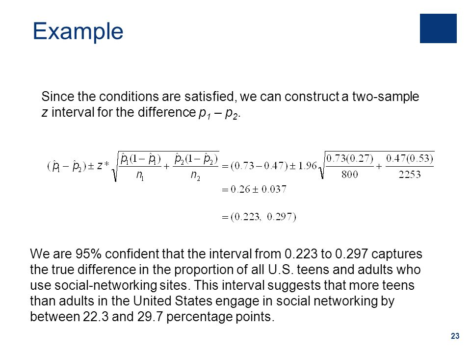 Chapter 8 Inference for Proportions - ppt download