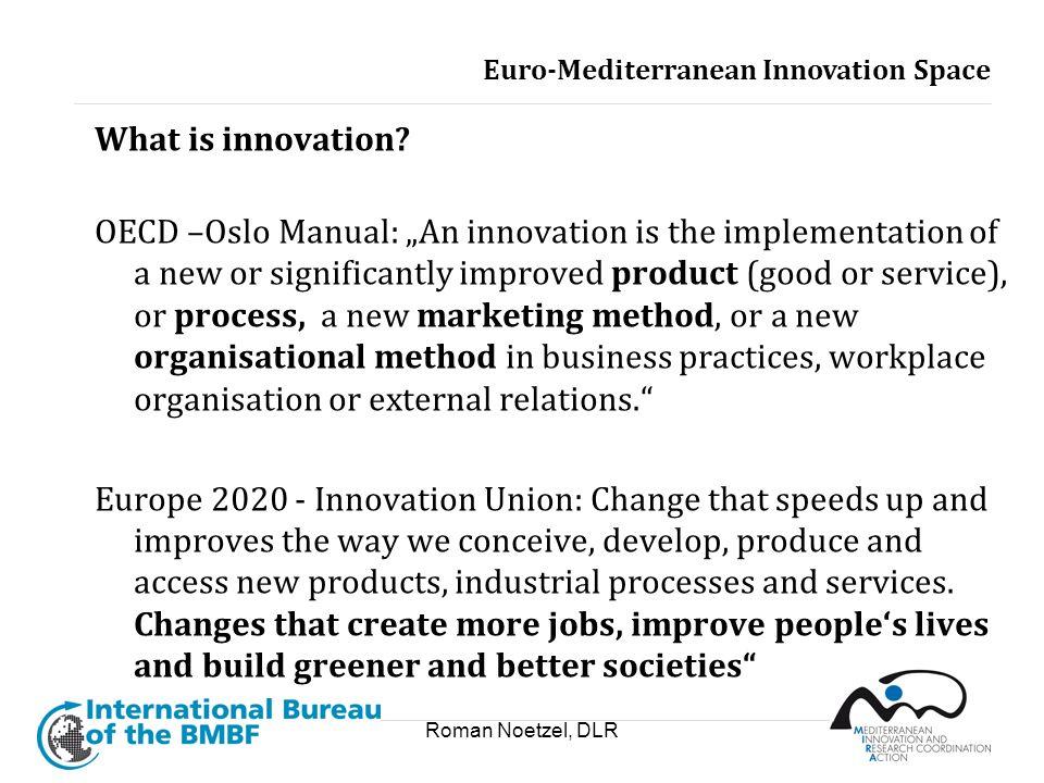 Euro-Mediterranean Innovation Space