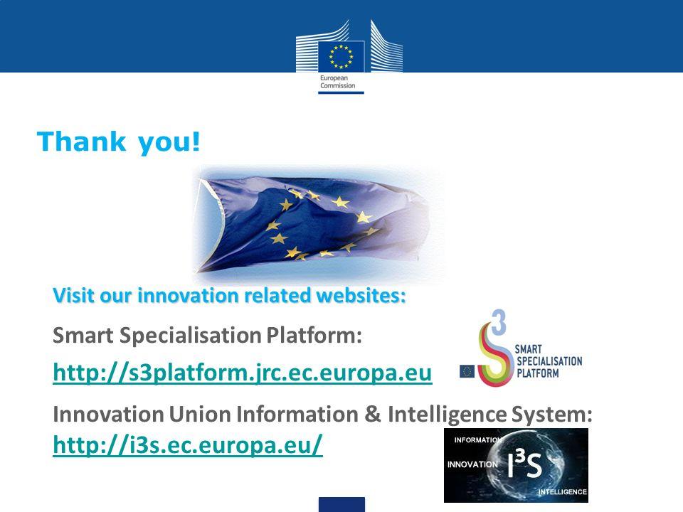 Thank you! http://s3platform.jrc.ec.europa.eu