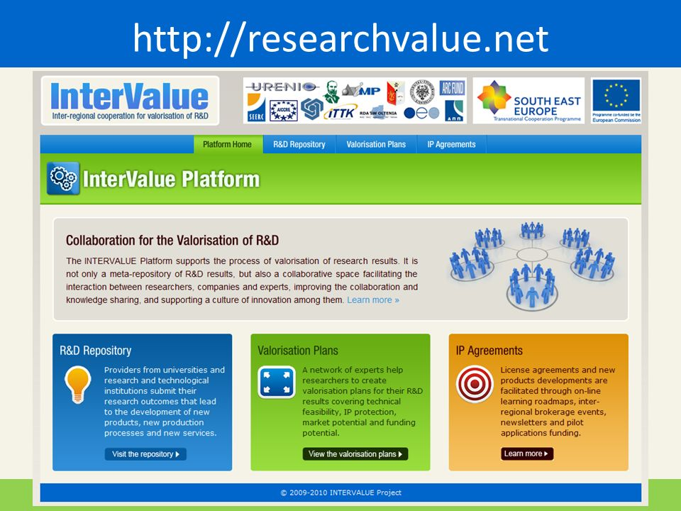 http://researchvalue.net